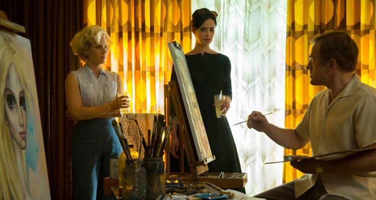 """Imagen de la película """"Big Eyes"""" de Tim Burton"""
