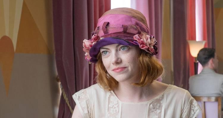 Imagen de Emma Stone en una escena de 'Magia a la luz de la luna'