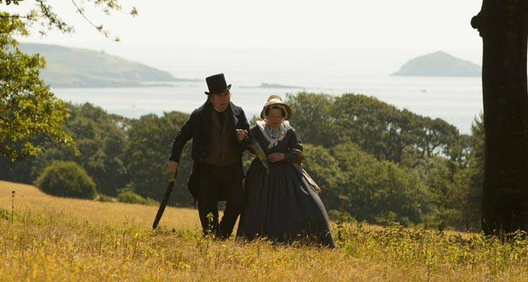 "Imagen de Timothy Spall y Ruth Sheen en ""Mr. Turner"" (2014)"