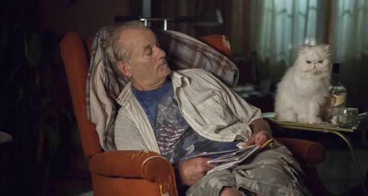 """Imagen de Bill Murray en una escena de """"St. Vincent""""."""