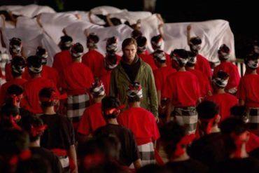 """Chris Hemsworth en la película """"Blackhat (Amenaza en la red)"""""""