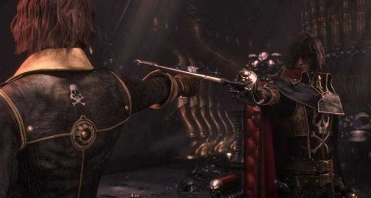 Imagen de 'Capitán Harlock'