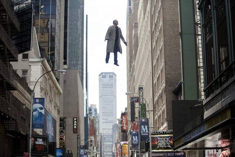 """Fotograma de la película """"Birdman"""""""