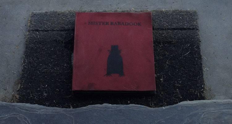 """El puñetero libro del """"Babadook""""."""