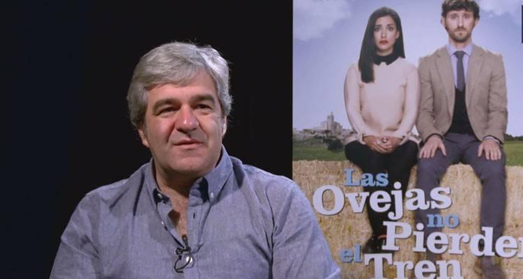"""Entrevista de la película """"Las ovejas no pierden el tren"""" (2015) con Álvaro Ferna?ndez Armero"""