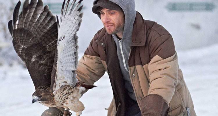 """Imagen del actor Cillian Murphy en una escena de """"No llores, vuela"""""""