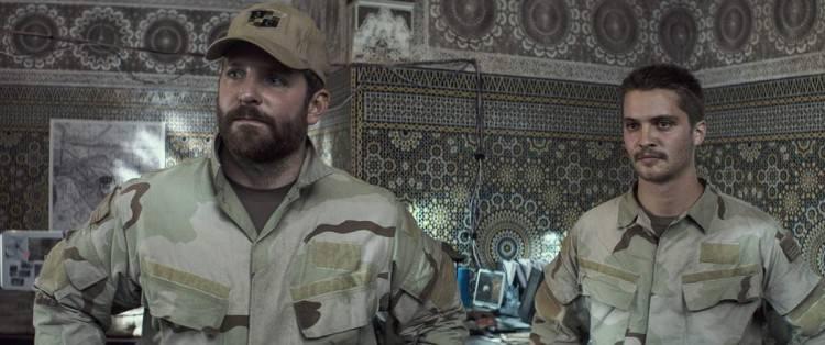 Bradley Cooper - El francotirador