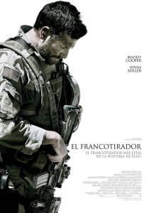 """Cartel de la película """"El francotirador"""""""
