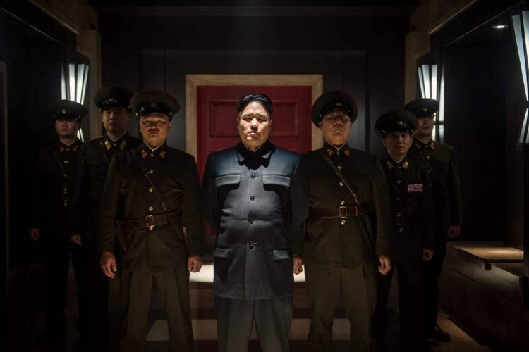 Randall Park es Kim Jong-Un en 'The Interview'