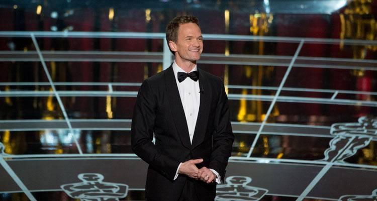 Neil Patrick Harris presentando los  87ª Premios Oscar ©A.M.P.A.S.