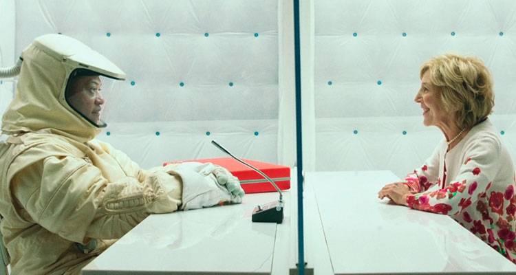 """Imagen de la película """"La señal"""" de William Eubank"""