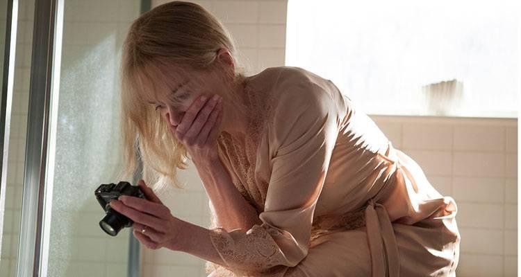 """Nicole Kidman en la película """"No confíes en nadie"""""""