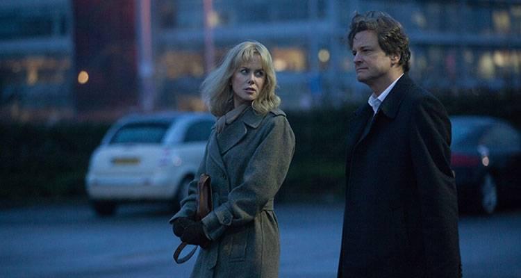 """Nicole Kidman y Colin Firth en la película """"No confíes en nadie"""""""