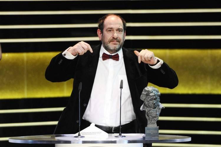 Premios Goya 2015: Mejor actor de reparto Karra Elejalde - Fotógrafo Alberto Ortega ®