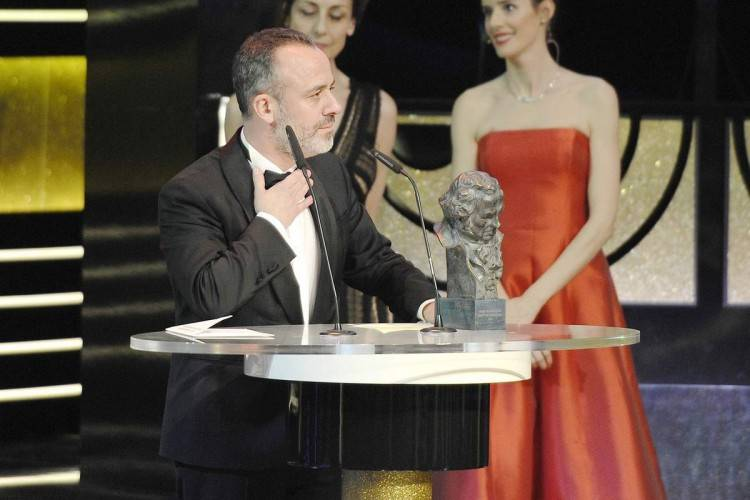 Premios Goya 2015: Mejor actor protagonista Javier Gutierrez - Fotógrafo Alberto Ortega ®