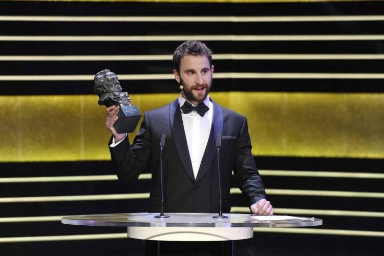 Premios Goya 2015: Mejor actor revelación Dani Rovira - Fotógrafo Alberto Ortega ®