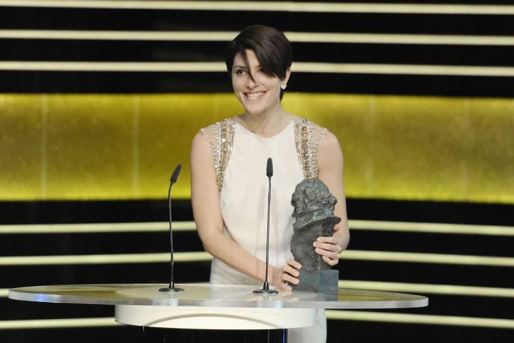 Premios Goya 2015: Mejor actriz protagonista Bárbara Lennie - Fotógrafo Alberto Ortega ®