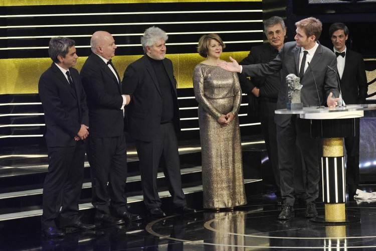 """Premios Goya 2015: Mejor Película """"Relatos salvajes"""" - Fotógrafo Alberto Ortega ®"""