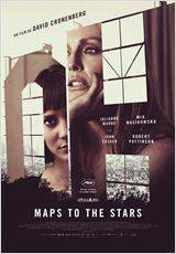 "Cartel de ""Maps to the Stars"""