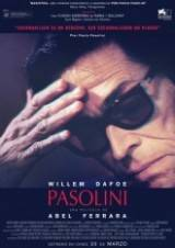 "Cartel de la película ""Pasolini"""