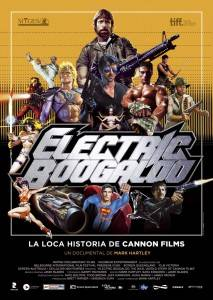 "Cartel de ""Electric Boogaloo"""