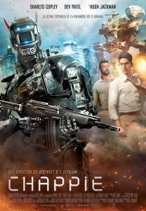 "Cartel de ""Chappie"""