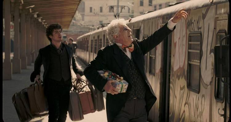 """Imagen de la película """"Pasolini"""""""