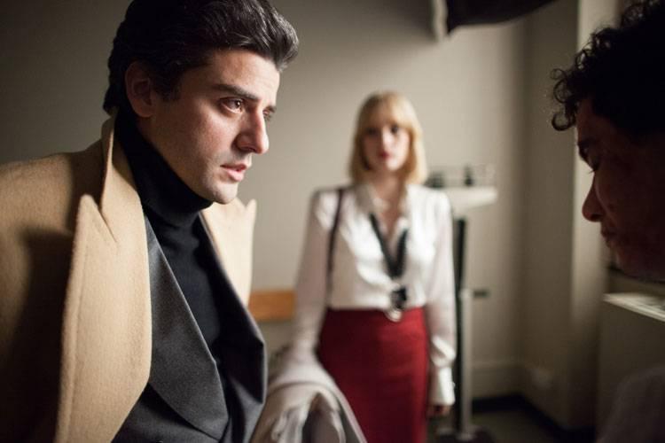 """Oscar Isaac en la película """"El año más violento"""" (2015)"""
