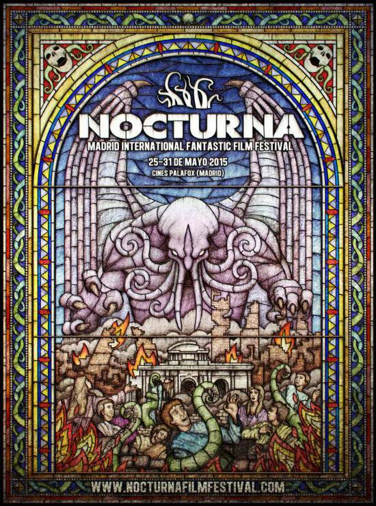 Nocturna cartel oficial 2015