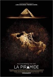 """Cartel de """"La Piramide"""""""