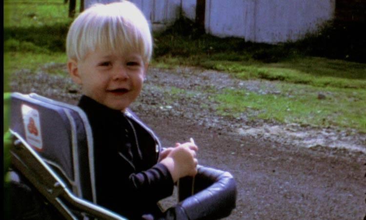"Kurt Cobain en ""Cobain: Montage of Heck"" (2015)"