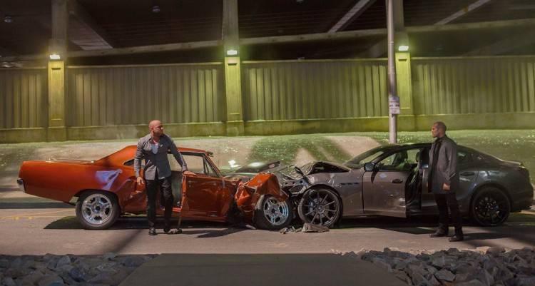 "Foto de ""Fast & Furious 7"""