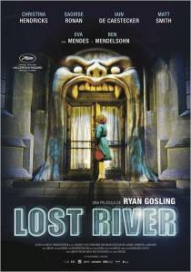 "Cartel de ""Lost River"""