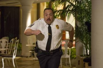 "Kevin James en ""Superpoli en Las Vegas"" (2015)"