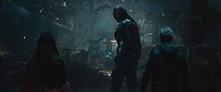 Foto de la película Los Vengadores: La era de Ultrón