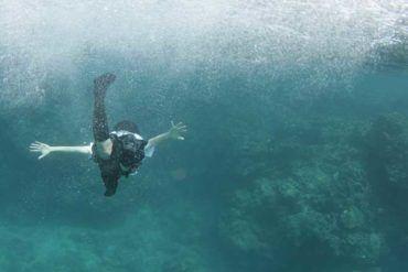 """Imagen de la película """"Aguas tranquilas"""" de Naomi Kawase"""