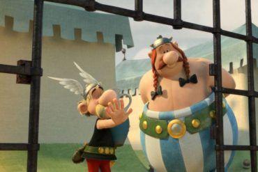 """Imagen de """"Astérix: La residencia de los dioses"""" (2015)"""
