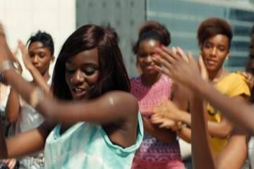"""Karidja Touré en """"Girlhood"""""""