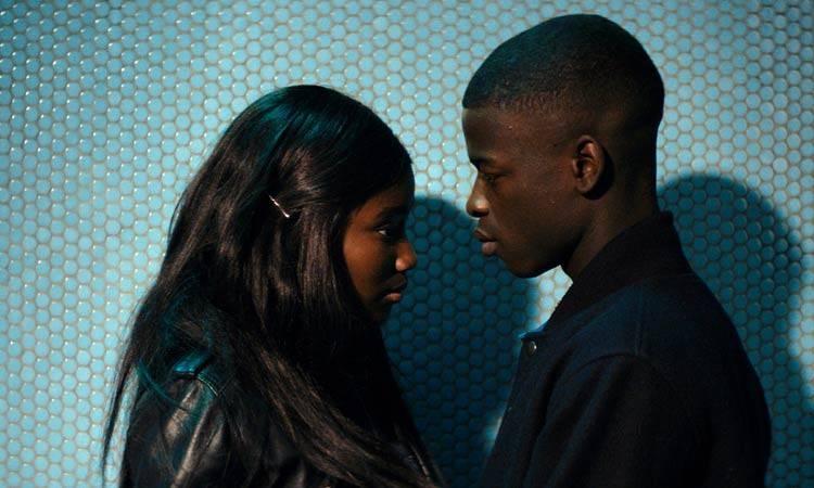 """Idrissa Diabaté y Karidja Touré en """"Girlhood"""""""
