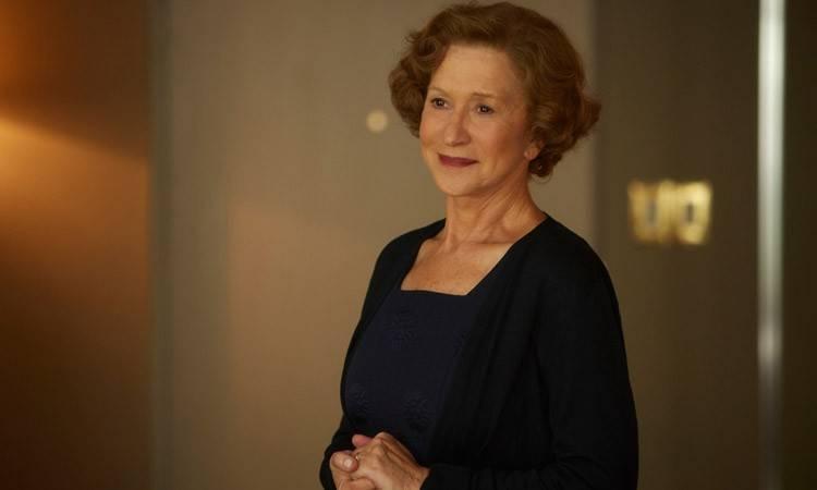 """Imagen de la película """"La dama de Oro"""" con Helen Mirren"""