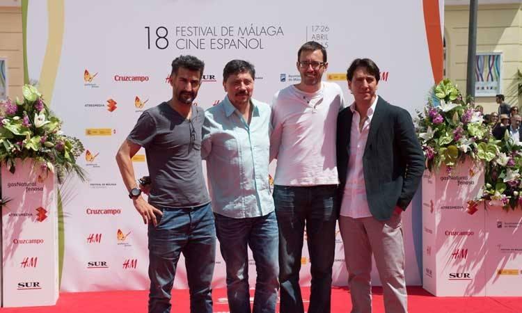 """""""La deuda"""" en el Festival de Málaga 2015"""