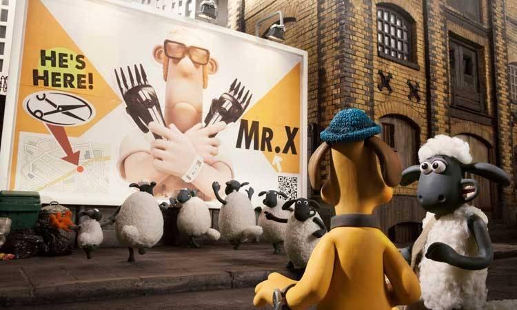 """Imagen de """"La oveja Shaun: la película"""""""
