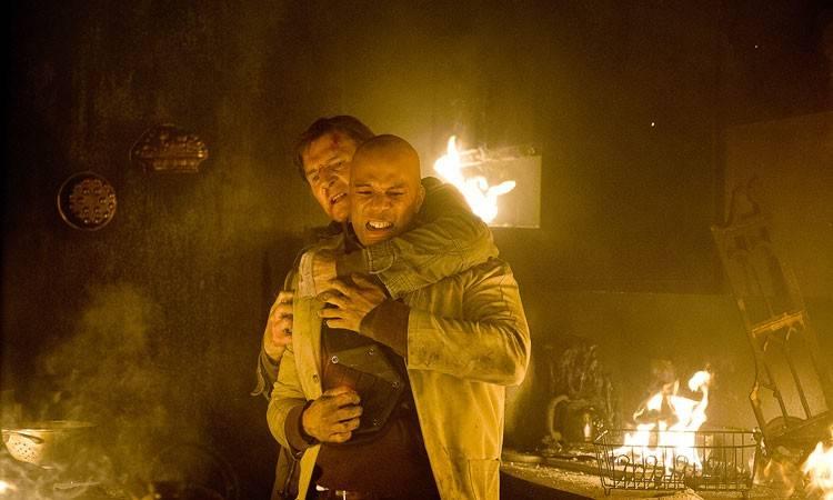 """Common y Liam Neeson en """"Una noche para sobrevivir"""""""