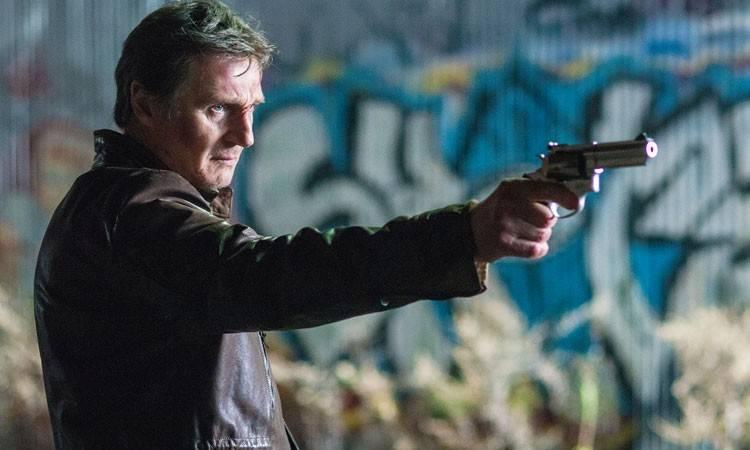 """Liam Neeson en """"Una noche para sobrevivir"""""""