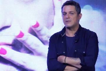 """Alejandro Sanz presenta """"Sirope"""" en rueda de prensa"""