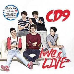 CD9 - Love & Live