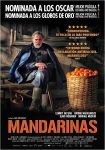 Cartel de la película Mandarinas