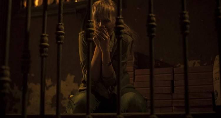 """Ingrid García Jonsson en una escena de """"Sweet home"""" (2015)"""