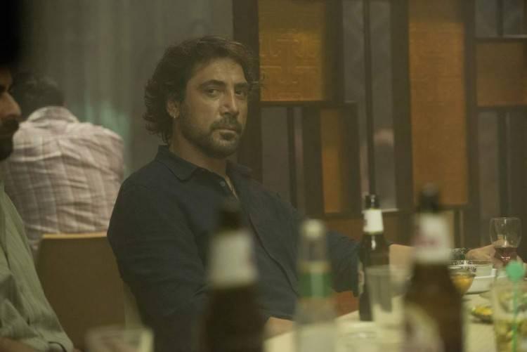 """Javier Bardem en """"Caza al asesino"""""""