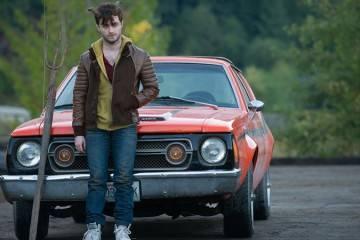 """Daniel Radcliffe en la película """"Horns (Cuernos)"""""""